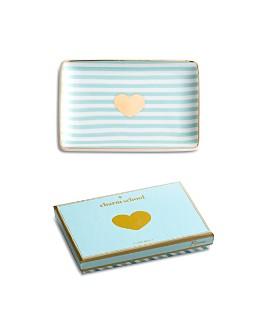 Rosanna - Striped Heart Tray