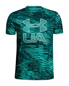 Under Armour Boys\u0027 Printed Logo Tee - Big Kid - Bloomingdale\u0027s_0