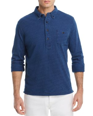 Oobe Charleston Popover Shirt