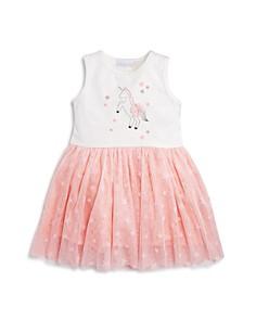 Elegant Baby - Girls' Unicorn Tutu Bodysuit Dress - Baby