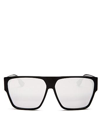 Dior - Women's Hit Mirrored Square Sunglasses, 64mm