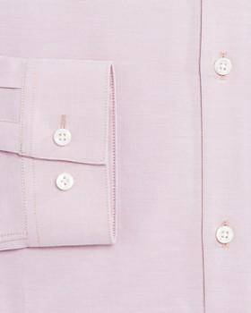 Theory - Textured Solid Regular Fit Dress Shirt