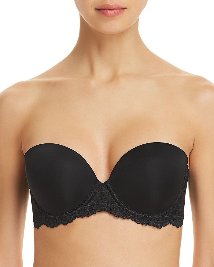 On Gossamer - Beautifully Basic Strapless Multi-Way Bra
