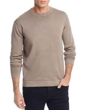 OOBE Leon Crewneck Sweater in Walnut