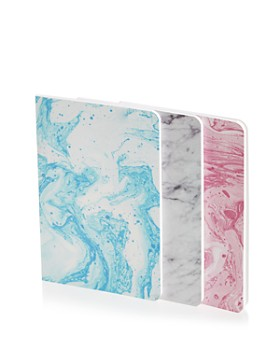 Skinnydip London - Pastel Notebooks, Set of 3