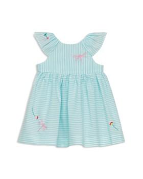 Tartine et Chocolat - Girls' Striped Dragonfly Dress - Baby