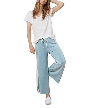 Velvet by Graham & Spencer Rowan Wide-Leg Jogger Pants