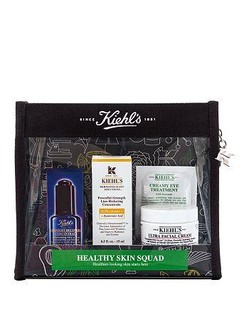 Kiehl's Since 1851 - Healthy Skin Squad Gift Set ($78 value)