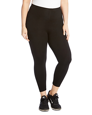 Karen Kane Plus Cropped Leggings