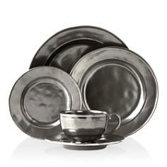 Juliska - Pewter Stoneware 4pc Setting