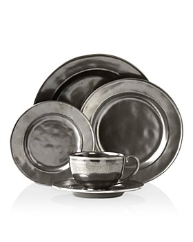Juliska - Pewter Stoneware Dinnerware Collection