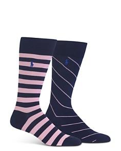 Polo Ralph Lauren Rugby Stripe Socks - Bloomingdale's_0