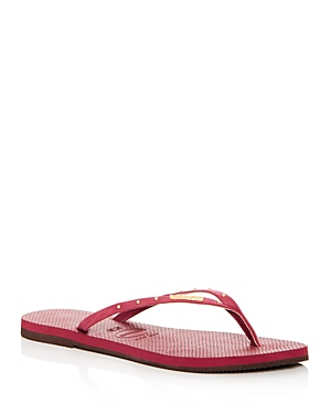 6c548611d Havaianas Women S You Maxi Flip-Flops In Beet Red