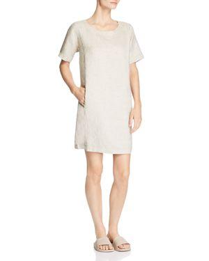 Eileen Fisher Sparkling Pocket Shift Dress 2908474