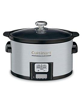 Cuisinart - Cuisinart 3.5-Quart Programmable Slow Cooker by Cuisinart