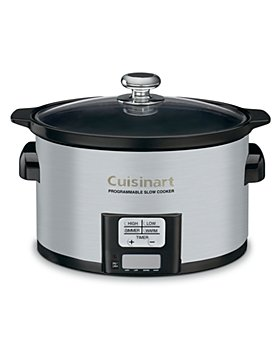 Cuisinart - Cuisinart 3.5-Quart Programmable Slow Cooker by Cuisinart