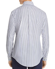Brooks Brothers - Striped Regular Fit Button-Down Shirt