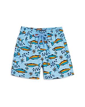 Vilebrequin Boys' Jim Swim Trunks - Little Kid