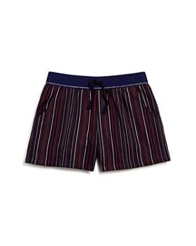Splendid - Girls' Striped Cotton Shorts - Big Kid