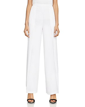 Bcbgmaxazria Michael Slit Wide-Leg Pants