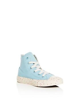 Converse - Girls' Chuck Taylor All Star Paint Splatter High Top Sneakers - Toddler, Little Kid, Big Kid