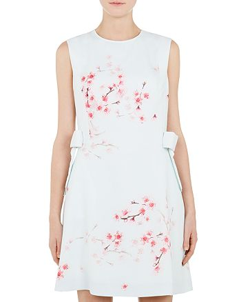 977ae7f893b Ted Baker Seella Blossom Tunic Dress | Bloomingdale's