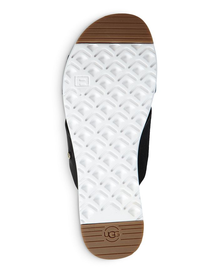 9ea4051c45c Women's Kari Leather Slide Sandals