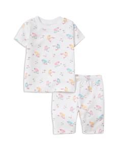 Kissy Kissy Girls' Mermaid-Print Pajama Set - Baby - Bloomingdale's_0