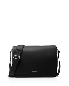 Michael Kors - Pebbled Leather Messenger Bag