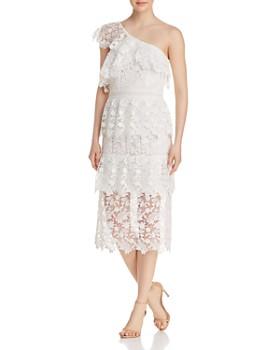 Joie - Belisa One-Shoulder Lace Dress