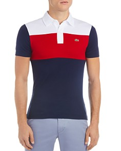 Lacoste 85th Anniversary Limited Edition Interlock Polo Shirt - Bloomingdale's_0