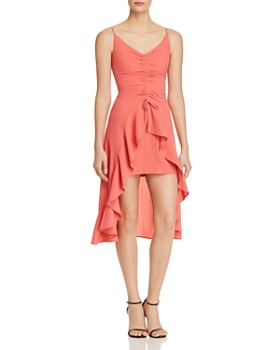 Finders Keepers - Day Trip Ruched Dress - 100% Exclusive