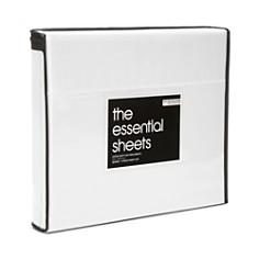 Bloomingdale's Essentials 400TC Wrinkle Free Sheet Set, Twin - 100% Exclusive_0