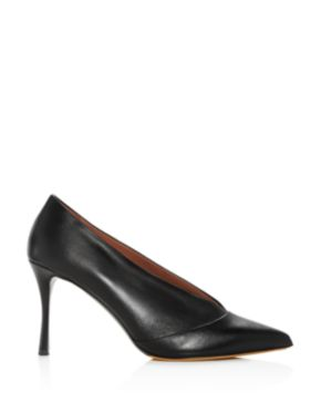 Womens Strike Leather Pumps Tabitha Simmons DKQlGX