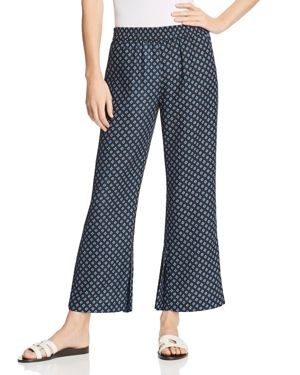 Le Gali Magee Medallion Print Flared Pants - 100% Exclusive