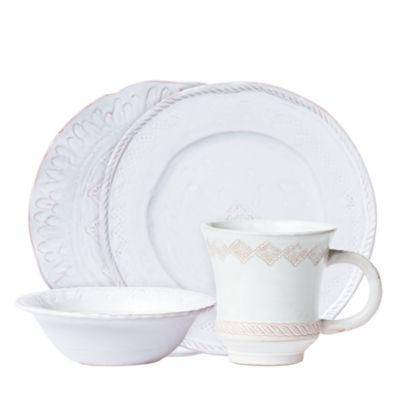 Bellezza Stoneware Salad Plate