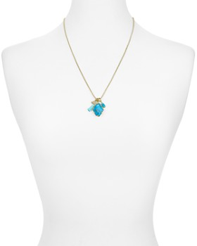 Kendra Scott - Hailey Pendant Necklace, 22""