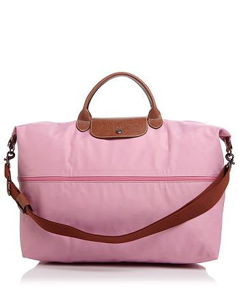 Handbags.   Longchamp - Le Pliage Expandable Travel Duffel Nylon Weekender 3aed5bbb05d49