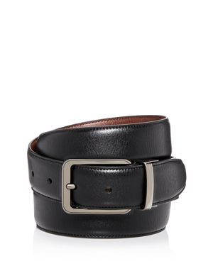 The Men's Store at Bloomingdale's Reversible Leather Belt - 100% Exclusive