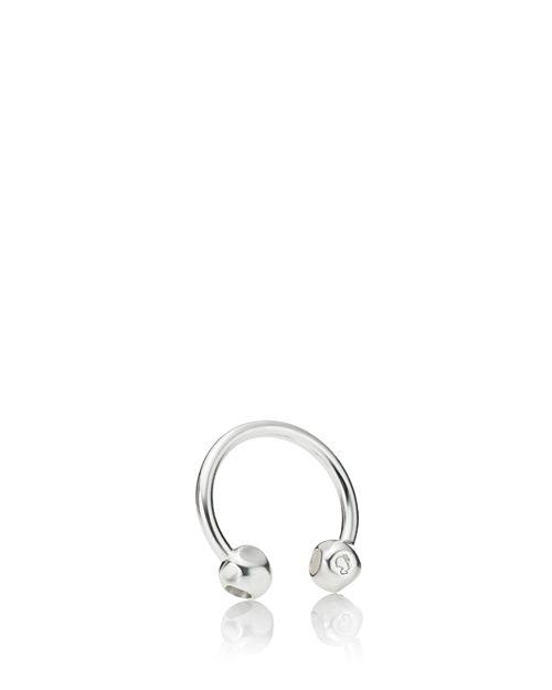 Dodo - Sterling Silver Cuff Pendant Charm