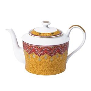 Philippe Deshoulieres Dhara Round Tea Pot