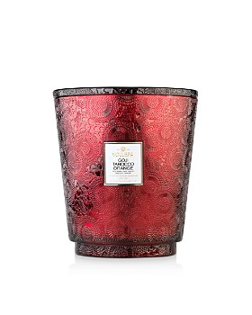 Voluspa - Goji Tarocco Orange Hearth Candle
