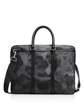 COACH - CORDURA® Metropolitan Slim Briefcase