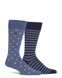 Polo Ralph Lauren Stars and Stripes Socks, Pack of 2 - Bloomingdale's_0