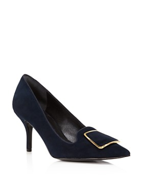 Charles David - Women's Aramina Suede Pointed Toe Pumps