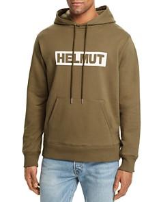 Helmut Lang Logo Hoodie - Bloomingdale's_0
