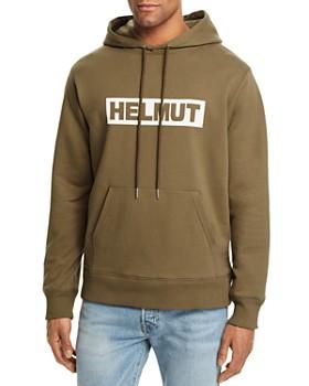 Helmut Lang - Logo Hoodie