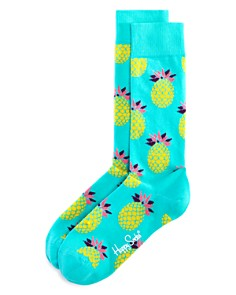 Happy Socks Pineapple Socks - Bloomingdale's_0