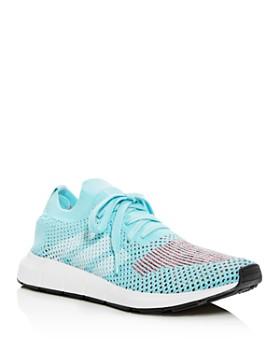 Adidas - Women's Swift Run Primeknit Lace Up Sneakers