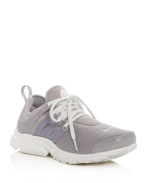 WOMEN'S AIR PRESTO SE LACE UP SNEAKERS